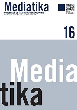 Mediatika. Cuadernos de Medios de Comunicación, 16 [on line]