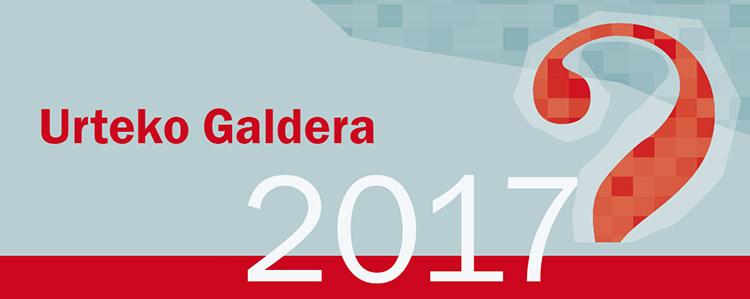 Urteko Galdera 2017