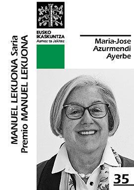 Maria-Jose Azurmendi Ayerbe