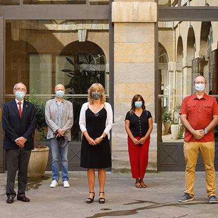 Nafarroako Gobernuak Eusko Ikaskuntzarekin duen lankidetza berritu du